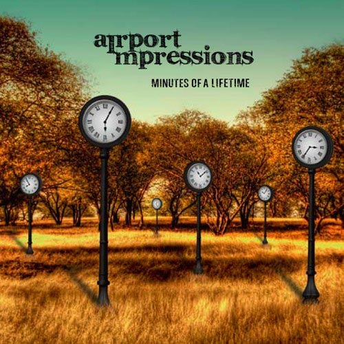 Airport-Impressions-album-Minutes-of-a-lifetime